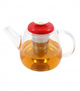 Bloom - Glass Tea Pot
