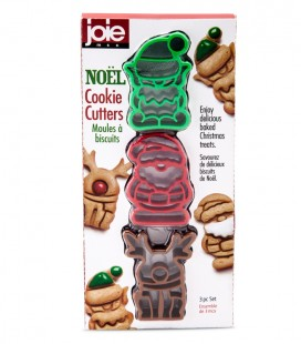 Nöel Cookie Cutters