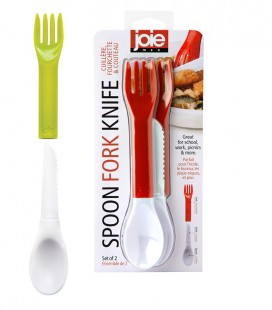 3 in 1 - Spoon, Fork, Knife