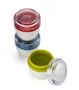 Condiments On The Go - 3pc Set