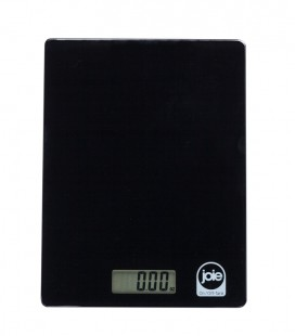 Digital kitchen scale - black