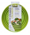 Collapsible Silicone Steamer