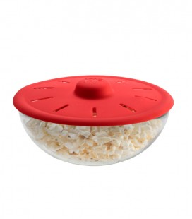 Silicone Microwave Popcorn Lid