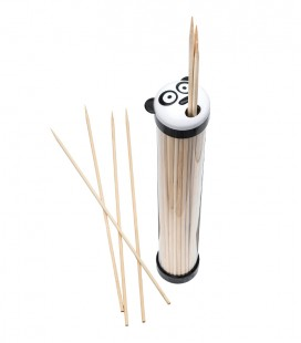 Panda Bamboo Skewers - 72 pc