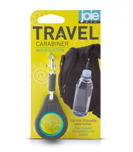 Travel - Carabiner for Disposable Bottles