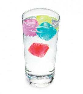 Rainbow - Reusable Ice Cubes - 16 pc