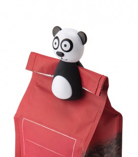 Panda Bag Clips -  2 pc