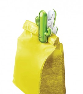 Cactus - Bag Clips - 2 pc