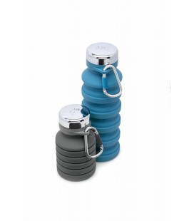 Collapsible Silicone Water Bottle
