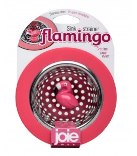 Flamingo Stainless Steel Sink Strainer