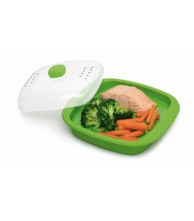 Microwave Silicone Steamer